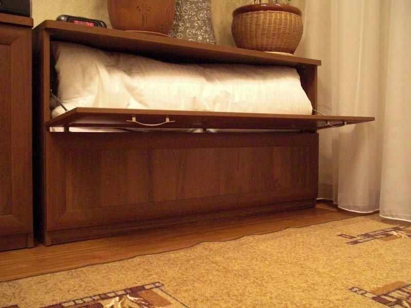 Тумба для постельного белья